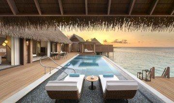 Grand Overwater Villa