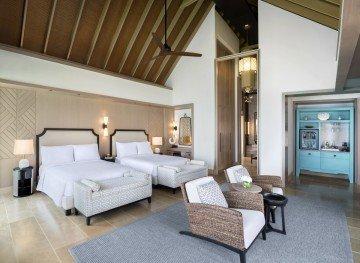 2 Bedroom Overwater Villa