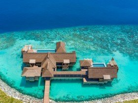 3 Bedroom Overwater Villa