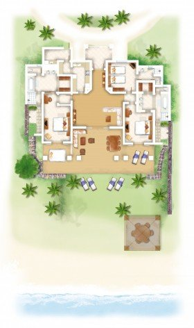 Paradis Villa (275 m²)