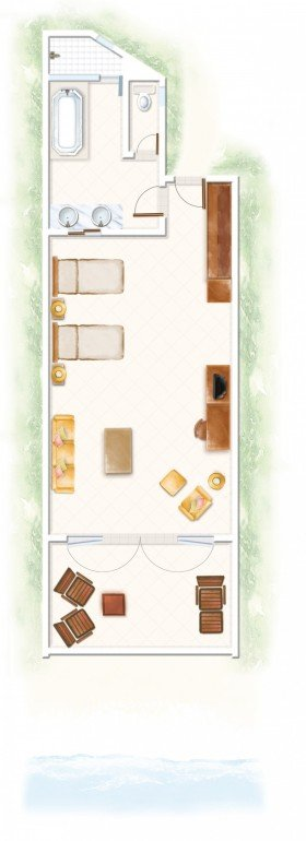 Deluxe Room Ground Floor - Family *
