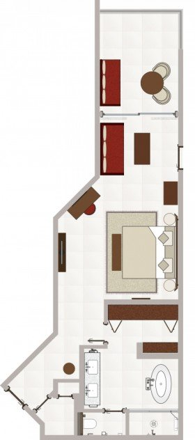 Junior Suite (63 m²)