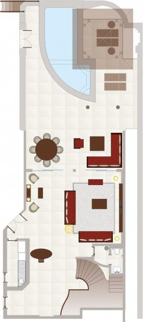 Royal Suite (385 m²)