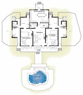 President Suite (246 m²)