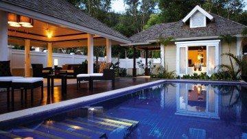 Two-Bedroom Double Pool Villa
