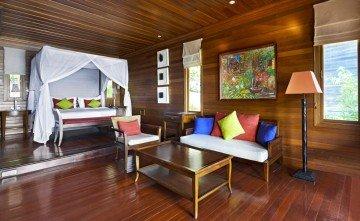 Třílůžková Premium Oceanfront Villa