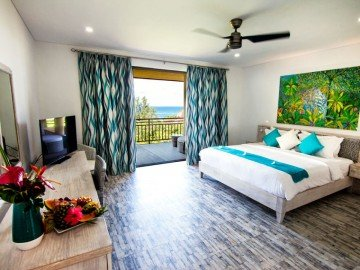 Ocean View Suite (1 bedroom)