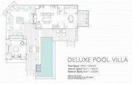 Deluxe Ocean View Villa (189 m²)