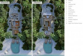 Crusoe Suite 1 Bedroom with Pool