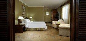 Třílůžkový pokoj Deluxe (40 m2)