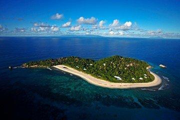 Celý ostrov (4 vily)