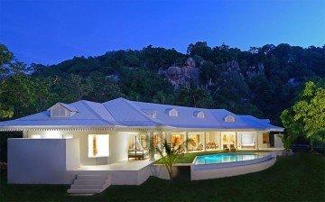 Presidential Villa /*