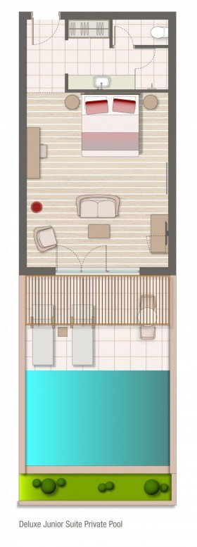 Deluxe Junior Suite Private Pool
