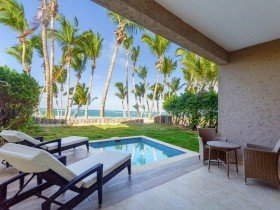 Luxury Oceanfront Junior Suite s bazénem