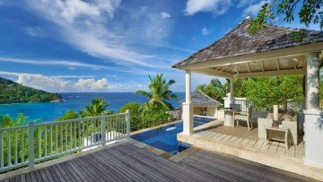 Sanctuary Ocean View Pool Villa