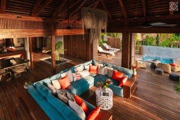 Two Bedroom Oceanfront Villa