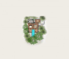 1Bedroom Tree House