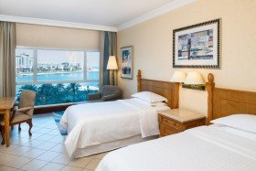 Deluxe Room JBR View (Guest Room, 2 Twin/Single Bed(s))