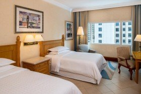 Club Room JBR View (Club Lounge Access, Guest Room, 2 Twin/Single Bed(s))
