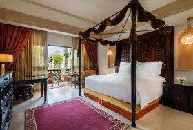 Deluxe King Room, Resort View