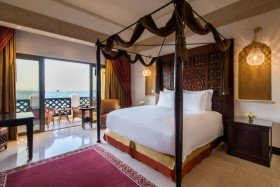 Deluxe King Room, Sea View