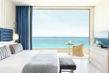 Superior Double Room Side Sea View