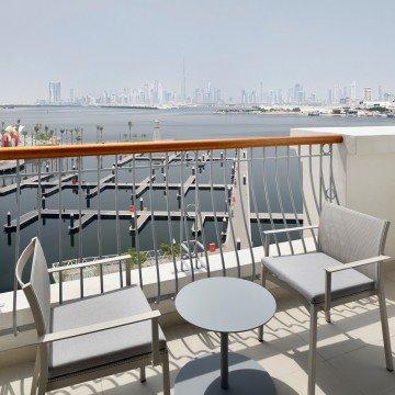 Premier Suite Corner Marina View