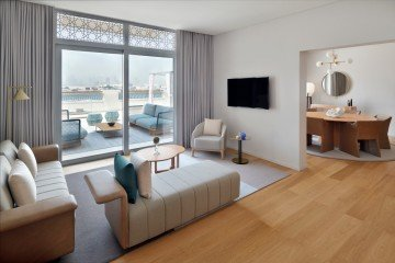 Executive Suite Marina View