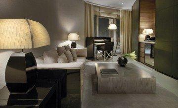 Armani Fountain Suites