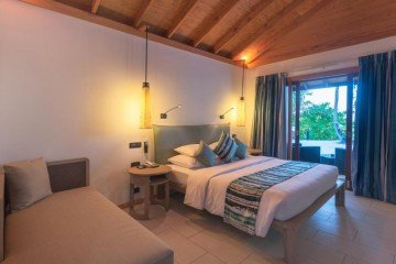 Adjoining Beach Villa (55 m2)