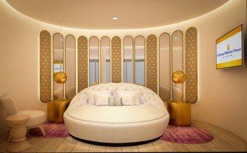 Honeymoon Platinum Suite