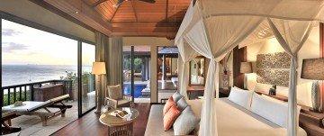 Hillside Ocean View Pool Villa (204 m2)