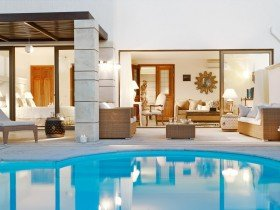 Deluxe One-Bedroom Bungalow Suite Private Pool