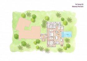Hideaway Pool Suite