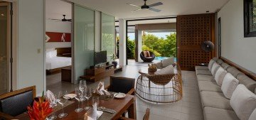 One-Bedroom Club Suite with Plunge Pool