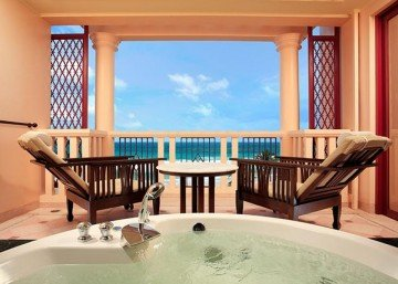 Spa Deluxe Sea View