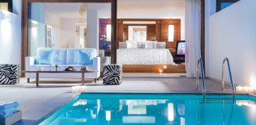 Amirandes VIP Two-Bedroom Suite, Gym & Private Heated Pool