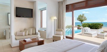 Luxury Beach Villa 2- Bedroom Seafront