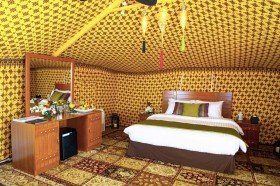 Royal Tent Bed & Breakfast