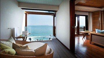 Premium Suite On Water