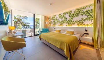 Premium Double Room Sea Side