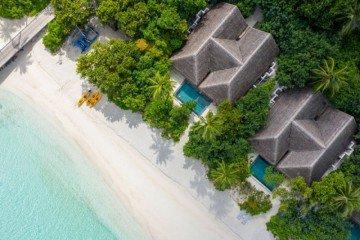 Two Bedroom Beach Pool Villa (286 m2)