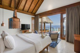 2 Bedroom Furaveri Reef Residence Suite /*