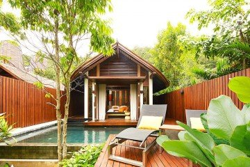 Beach Pool Villas