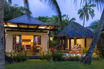 Beachfront Villa