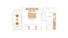Deluxe (48 m²)