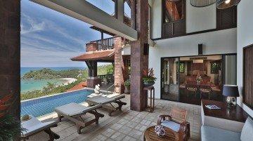 Hillside Ocean View Pool Villa Three Bedrooms (422 m2)