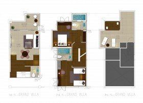 Two-bedroom Island Duplex
