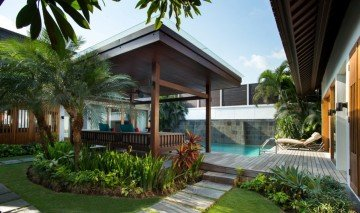 2-Bedrooms Courtyard Villa