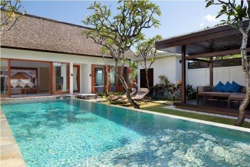 1-Bedroom Courtyard Villa